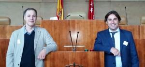 Victor Rufo y Javier Rodriguez